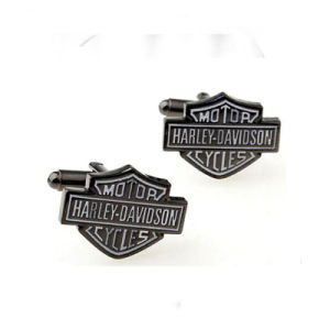 Whole Fashion Decorate Hard Enamel Cufflink for Men (A10) pictures & photos