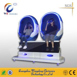 Simulator 9d Chair Vr, High Quality 9d Virtual Reality Egg, Owatch 9d Vr Chair Cinema with Ce pictures & photos