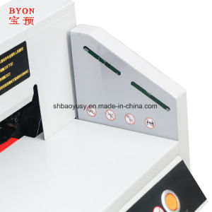 Byon Electric Paper Cutter Machine (G450VS+) pictures & photos