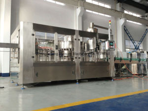 2017 Automatic Mineral Water Plastic Bottled Filling Machine pictures & photos