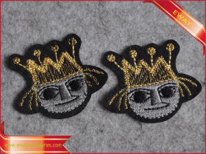 Sport Wear Chenille Patch Embroidery Fabric Chenille Patch pictures & photos