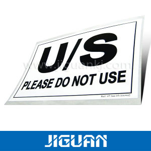 Printed Colorful Die Cut Logo Label Sticker pictures & photos