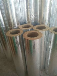 Professional Manufacturer Mineral Rock Wool Pipe Rockwool pictures & photos