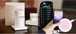 Portable Charger Station Set, 2017 Tower Power Bank with 10 Pieces 3200mAh Power Bank for Business Hotel Bar Pub Cafe and Restaurant Meeting Public pictures & photos