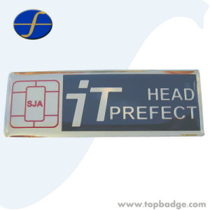 Company Staff Different Name Stamping Etch Nameplate for Shirt (FTNP2703A) pictures & photos