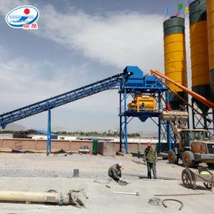 Jinsheng Hzs120 High Quality Concrete Batching Plant pictures & photos