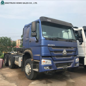 HOWO A7 6*4 Trailer Tractor Truck Head pictures & photos