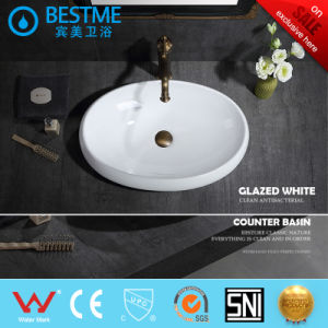 Bathroom Sanitary Ware Ceramic Basin furniture pictures & photos