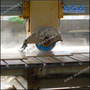 Laser Stone Bridge Sawing Machine for Cutting Marble/Granite (HQ400/600) pictures & photos