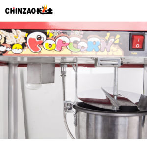 Commercial Electric Popcorn Maker (CHZ-6A) pictures & photos