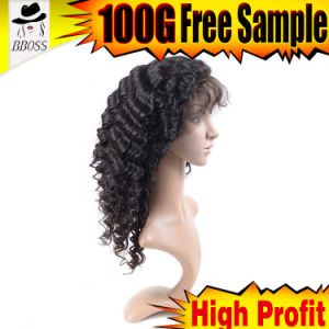 Good Feed Brazilian Back Full Lace Wigs Export From China pictures & photos