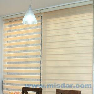 Double Zebra Blinds, Double Curtain, Double Blinds pictures & photos