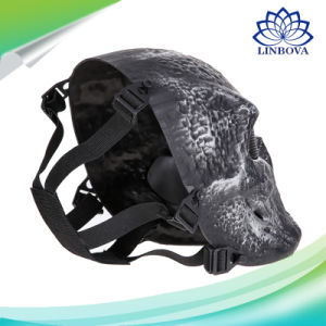 Promotional Halloween Mask Gifts Airsoft Paintball Full Face Protection Skull Mask Army Outdoor Skull Mask Costume for Halloween Party Mask pictures & photos