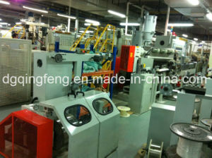 Physical Foaming Extrusion Line (qf-65) pictures & photos