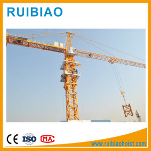 Construction Machinery Hoist Lift Elevator Tower Crane (TC5013) with Max Load 6 Tons Parts Price pictures & photos