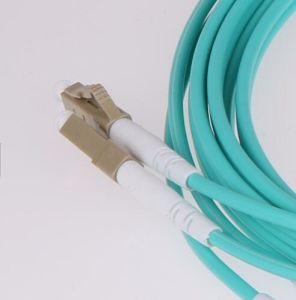 Fiber Optic Patch Cord LC/Upc Multimode Duplex pictures & photos