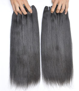 Best Quality 100% Unprocessed Human Hair Virgin Malaysian Hair Extensions pictures & photos