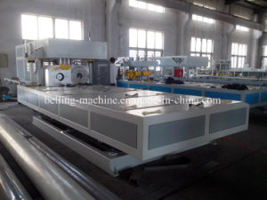 Double-Oven PVC Pipe Socketing Machine pictures & photos