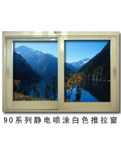 Electrostatic Sliding Window