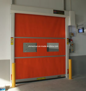 Fast Rolling Door -7 / CE Certified pictures & photos