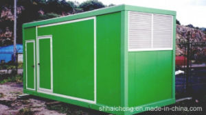 20ft Container Office for Research Lab (shs-mh-special001) pictures & photos