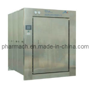 New Generation Pressure Steam Rapid Cooling Sterilizer (KG) pictures & photos