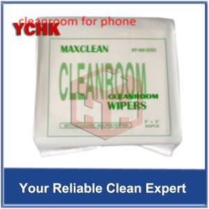 Cleanroom Cleaning Supplies Dust free High Absorbing Phone Touch Screen Cleanroom Wiper pictures & photos