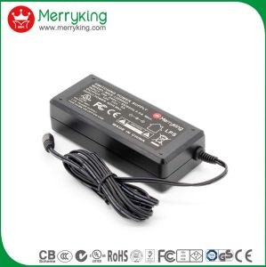 60W AC/DC Switching Power Adapter with Ce UL SAA PSE pictures & photos