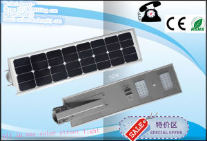 Factory Price Outdoor 30 Watt Sale LED Solar Street Light pictures & photos