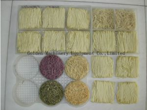 Non-Fried Instant Noodle Making Machine pictures & photos