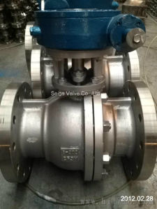 API6d Fire Proof and Anti Static Ball Valve pictures & photos
