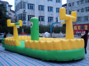 Kids Inflatable Sports Games Inflatable Funny Castles