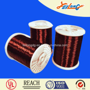 Class 200 Round Polyesterimide Enameled Aluminum Wire pictures & photos