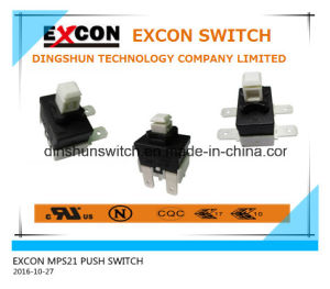 Mps21 Socket Push Switch with Self-Closed Function pictures & photos