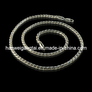 Semi Finished Jewelry, Fashionable New Design Necklace, 316L Stainless Steel Chain pictures & photos