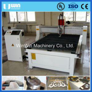 Cheap CNC Plasma Cutting Machine pictures & photos