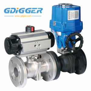 Electric Actuator Motorized Ball Valve