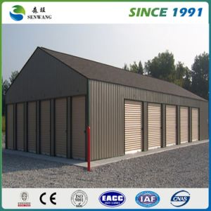 Prefab Economic Steel Structure Workshop/Warehouse (SW-9878) pictures & photos
