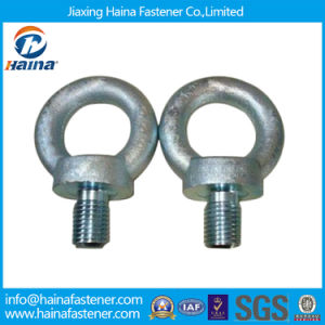 DIN580 E. Galvanized Eye Bolt for Casting pictures & photos