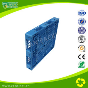 Best Selling Cheap Price Transportation Plastic Pallet with Grabs pictures & photos