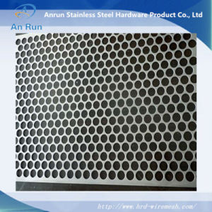 10 mm Stainless Steel Round Hole Perforated Sheet pictures & photos