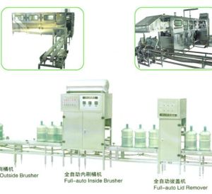 RO Water Treatment System Processing Machine Production Line