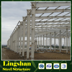 BV Certification Pre Engineer Fabricate Steel Frame Warehouse/Plant pictures & photos