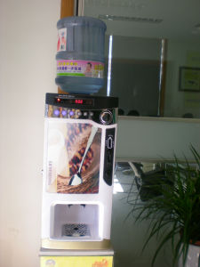 Philippine Market Three Hot Flavors Coffee Vending Machine F303V pictures & photos