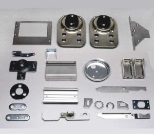 Customized Top Quality CNC Machining Parts with Stainless Steel pictures & photos