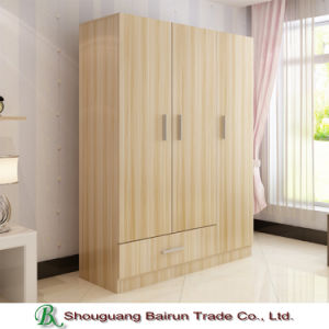 Living Furniture MFC Wardrobe Cabinet pictures & photos