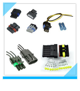 Manufacturer Electronic Automotive Wiring Harness Connector pictures & photos