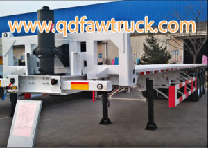 High Quality container flatbed trailer pictures & photos