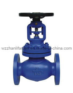 Cast/Carbon Steel API Bellows Seal Globe Valve pictures & photos