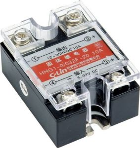 Solid State Relays (HHG1-0/032F-20 10-40A (SSR-DD) pictures & photos
